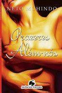 Prazeres Além-nós - Paperback Cover